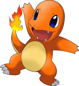 Charmander pokemon go