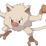 Mankey pokemon go