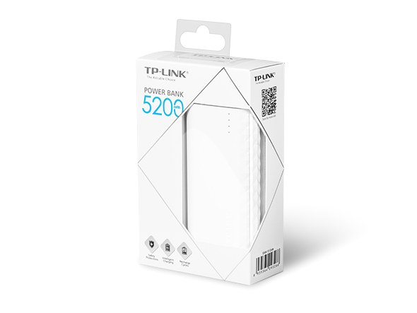 TL-PB5200 - TP-Link - Power Bank