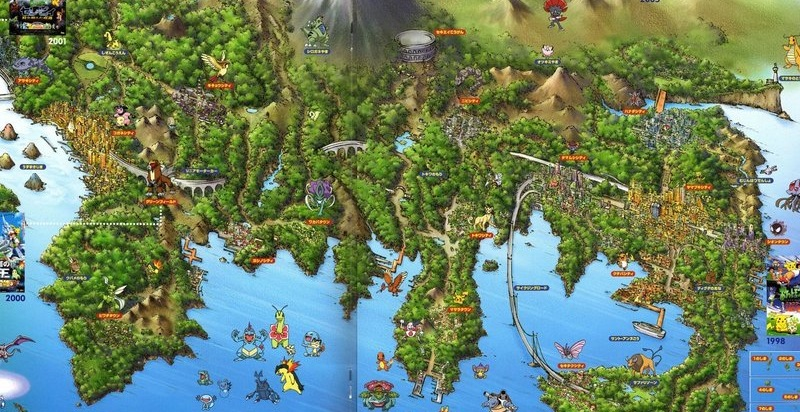Pokemon-Map